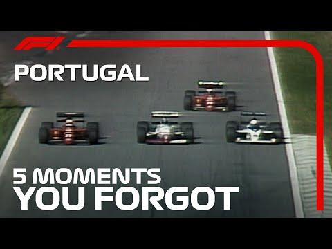 5 Moments You Forgot | Portuguese Grand Prix