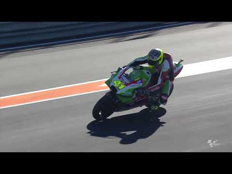 2017 #ValenciaGP - Aprilia in action