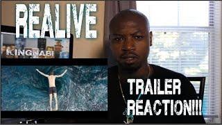 REALIVE Trailer (2017) Sci Fi Movie REACTION!!!