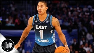 Derrick Rose should be honorary 2020 NBA All-Star in Chicago - Nick Friedell   The Jump