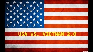 Supreme ruler Ultimate - USA vs. Vietnam - Vietnam War 2 0