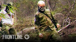 Inside a Neo-Nazi Group With Members Tied to the U.S. Military | FRONTLINE + ProPublica
