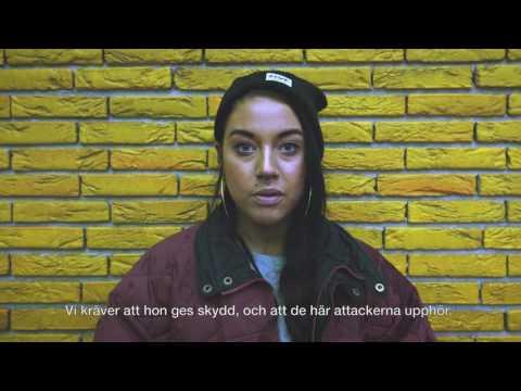 Maxida Märak skriver för frihet