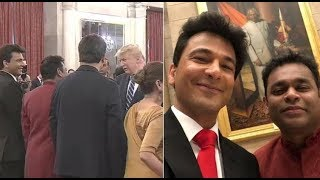 A R Rahman and Vikas Khanna post videos and pics from Rash..