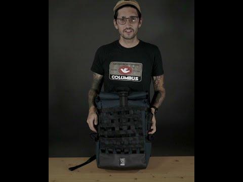 Video CHROME Bag BARRAGE CARGO BlackChrome