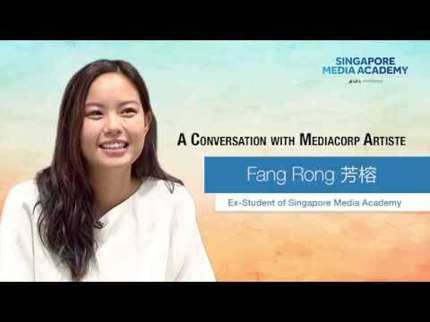 A Conversation with Mediacorp Artiste, Fang Rong