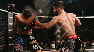 MMA | Combate MEX vs. USA | Horacio Gutierrez vs. Chris Avila