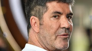 Simon Cowell Hospitalized With Broken Back