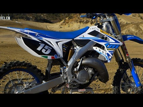 First Ride 2018 TM MX125 2 Stroke - Motocross Action Magazine
