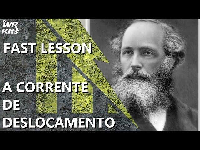 DENSIDADE DE CORRENTE DE DESLOCAMENTO | Fast Lesson #141