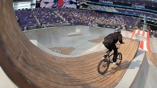 Defending The Gold – X Games 2017