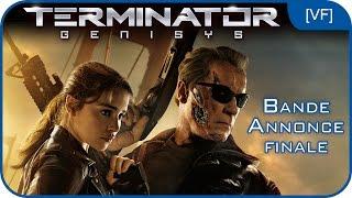 Terminator genisys :  bande-annonce finale VF