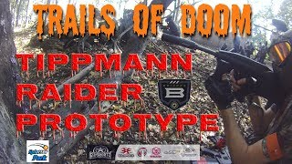 Tippmann Raider Prototype Mechanical at Splatterparks Big Game 2018