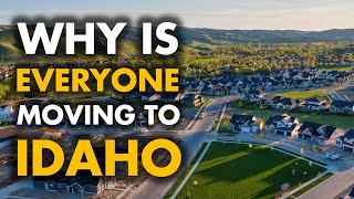 Why Is Everyone Moving To Idaho? - Fastest Growing State