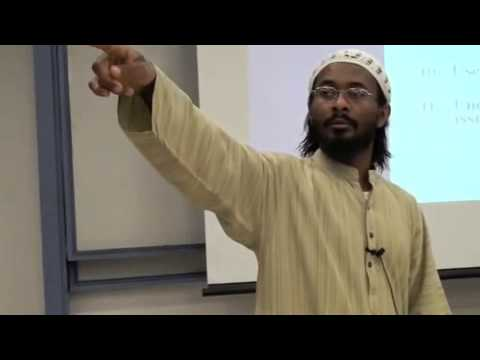 How to give shahada in 10 minutes by Shaikh Kamal el Mekki (Part 2 of 8)