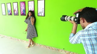 Live Outdoor Photoshoot Poses For Girls || Portrait Photography tutorial