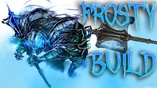 Dark Souls 3: New & Improved Frostbite - Vordt's Greathammer PvP - FINALLY A Good Frostbite Weapon!