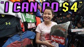 Vietnam Knockoff Market Spree!
