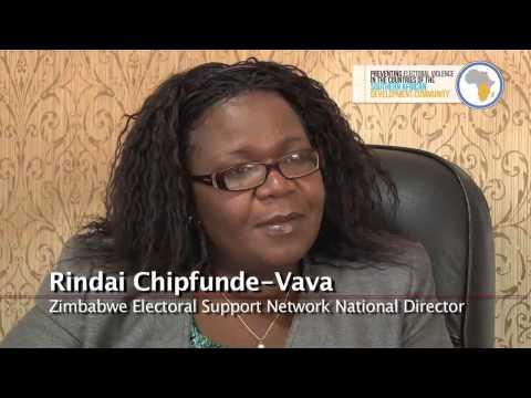 PEV-SADC | ZIMBABWE | ESN observe les élections | juillet 2013
