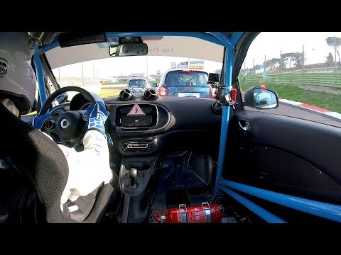 """THE CHAOS! IS THIS A RACE OR A DEMOLITION DERBY"""" ? [Sub ENG]"""