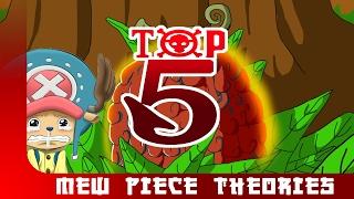 TOP 5 SCHWÄCHSTEN TEUFELSFRÜCHTE | One Piece Ranking !