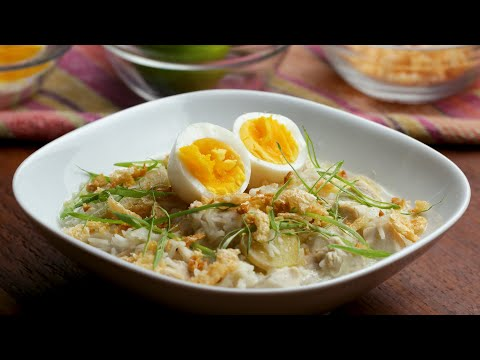 How To Make Filipino Arroz Caldo As Made By Janna ? Tasty