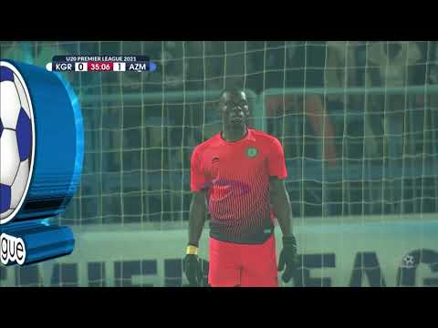 Kagera Sugar 2-3 Azam FC | U20 Premier League | Highlights 13/06/2021