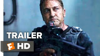 Angel Has Fallen International Trailer #1 (2019) | Movieclips Trailers
