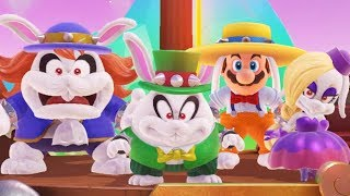 Super Mario Odyssey - Rango Outfit Gameplay (DLC Showcase)