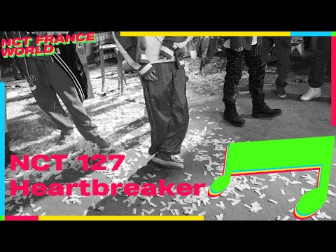 [VOSTFR] NCT 127 - Heartbreaker (Rollercoaster) (Lyrics HAN / ROM + Color coded)