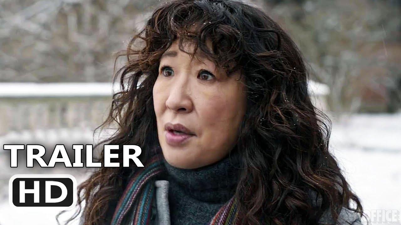 THE CHAIR Trailer (2021) Sandra Oh