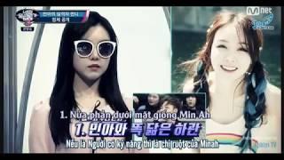 [Icsyv] Chị gái Minah của Girl's day vừa xinh vừa hát hay ~