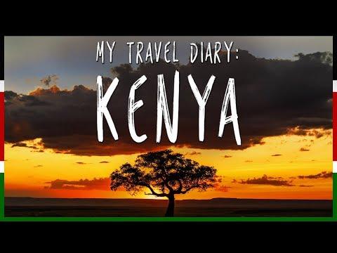 Episode 1 of My Travel Diary: Kenya