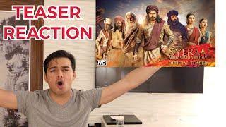 Sye Raa Narasimha Reddy Teaser Reaction
