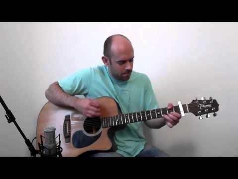Baixar 93 million miles (Jason Mraz) - Acoustic Guitar Solo Cover (Violão Fingerstyle)