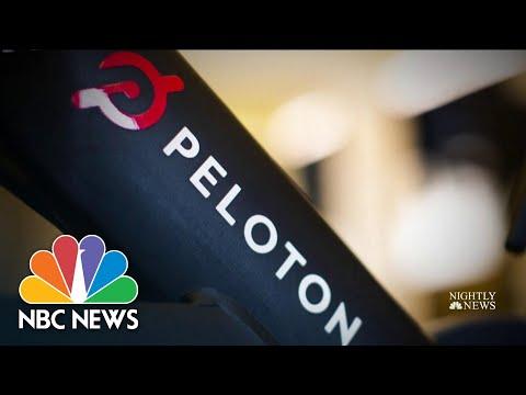 Urgent Warning Issued For Peloton Treadmill | NBC Nightly News
