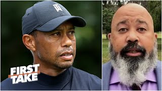 Michael Collins on the outpouring of support for Tiger Woods | First Take