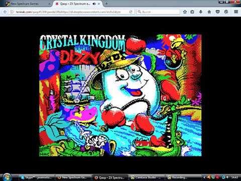 Canal Homebrew: New Spectrum Games (Web referencia del Homebrew Spectrumero)