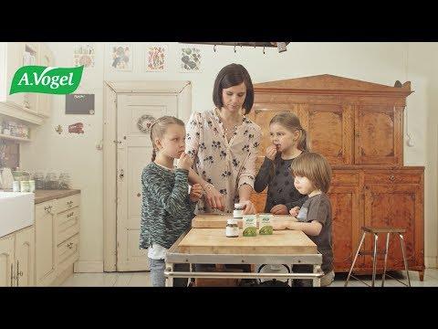 Olga ja lapset testaa: Urticalcin