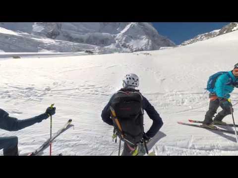 #Project360 I Patrouille des Glaciers
