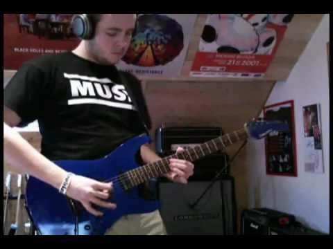 Muse - Plug In Baby (Guitar Cover) (10TH Anniversary - Origin Of Symmetry - Series - PART 3) Reading