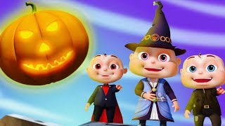 Zool Babies Ghostbusters Episode (Halloween Special)   Zool Babies Series   Videogyan Kids Shows