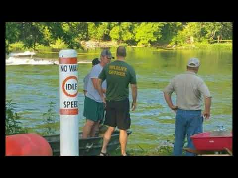 Dead Man's Curve: Sinkhole Creates Whirlpool That Swallows Man On River In Arkansas