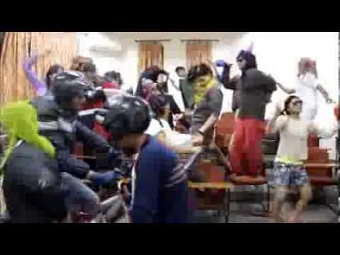 Harlem Shake IIM Kashipur Hostel 1