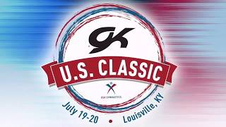 2019 GK U.S. Classic - Senior Video Board Feed