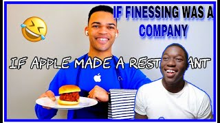 If Apple Made a Restaurant REACTION