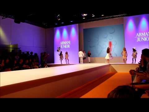 Kids Fashion Show Cologne 2012