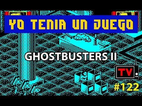 Yo Tenía Un Juego TV #122 - Ghostbusters II (ZX Spectrum) + Extra: Corsarios 2ª Carga (ZX Spectrum)
