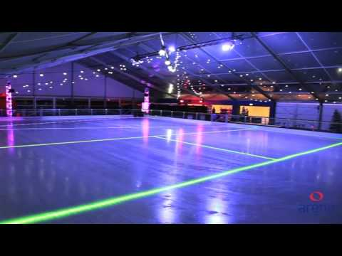 Arena Ice: LED Technology