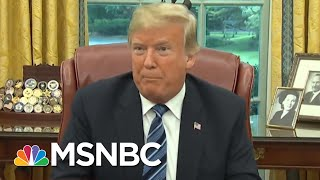 New Low: Independents Bail On Trump Spelling Midterm Troubles | The Beat With Ari Melber | MSNBC